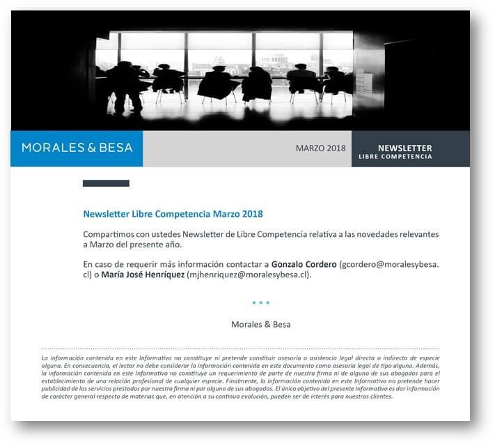 Newsletter Español