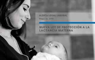 Web Alerta Legal Laboral - Nueva Ley de Protección a la Lactancia Materna - Mayo 2019