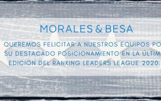Web Leaders League Septiembre 2020