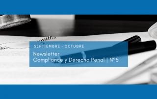 web Newsletter de Compliance y Derecho Penal N°5