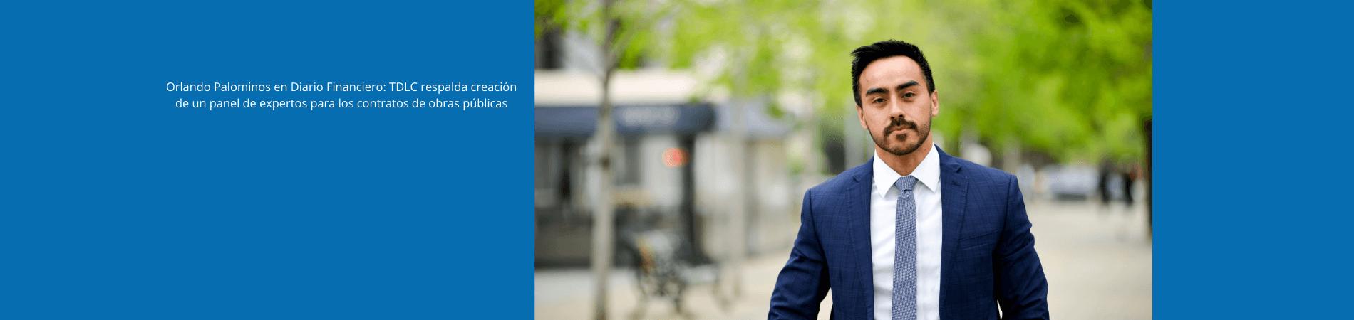 Orlando Palominos en Diario Financiero: TDLC respalda creación de un panel de expertos para los contratos de obras públicas