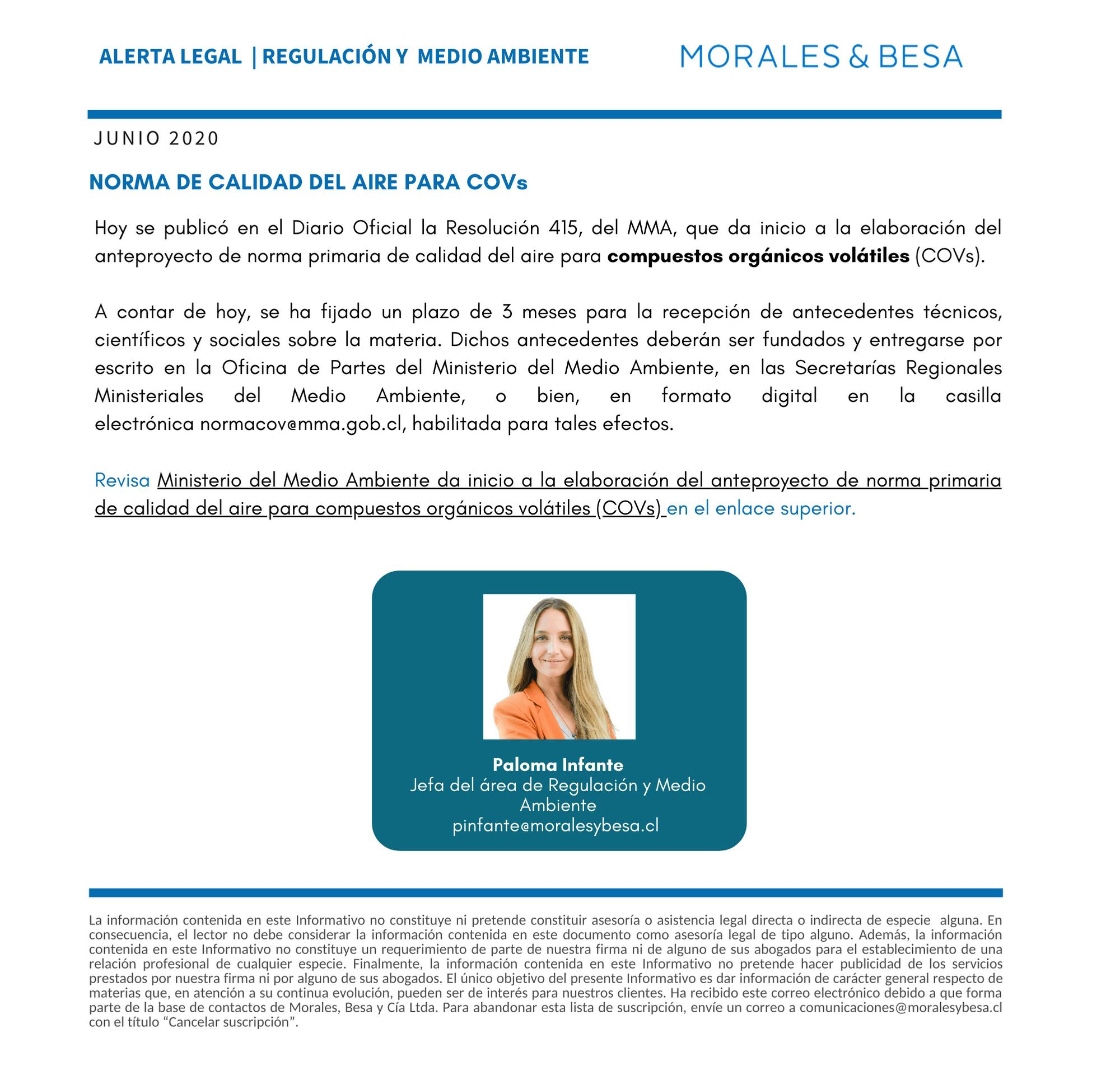 Alerta Legal M&B - Corporativo - Junio 2020