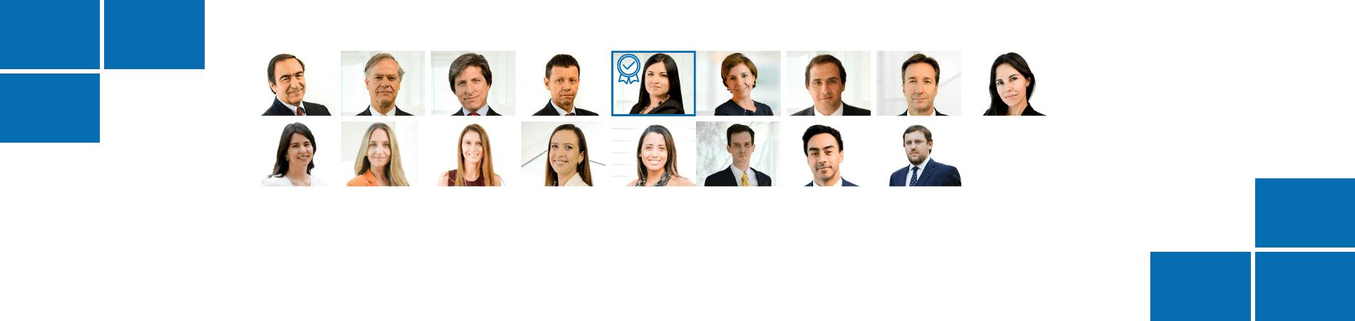 Best Lawyers™ 2021: 17 abogados reconocidos en 20 áreas de práctica y Myriam Barahona «Lawyer of the Year» en Financiamiento y Desarrollo de Proyectos